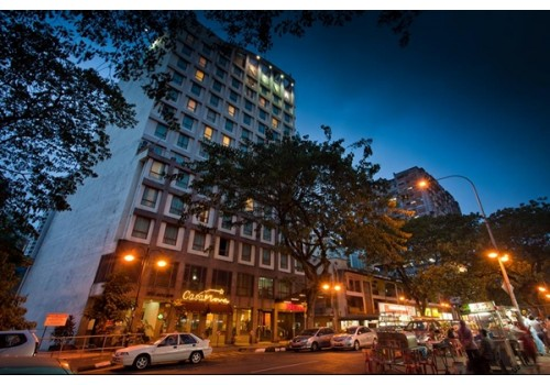 Hotel Nova, Jalan Alor, Kuala Lumpur