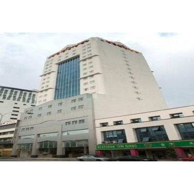 Hotel Sentral, Jalan Pudu, Kuala Lumpur