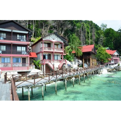 Panuba Inn resort, Tioman