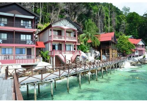 Panuba Inn resort, Tioman