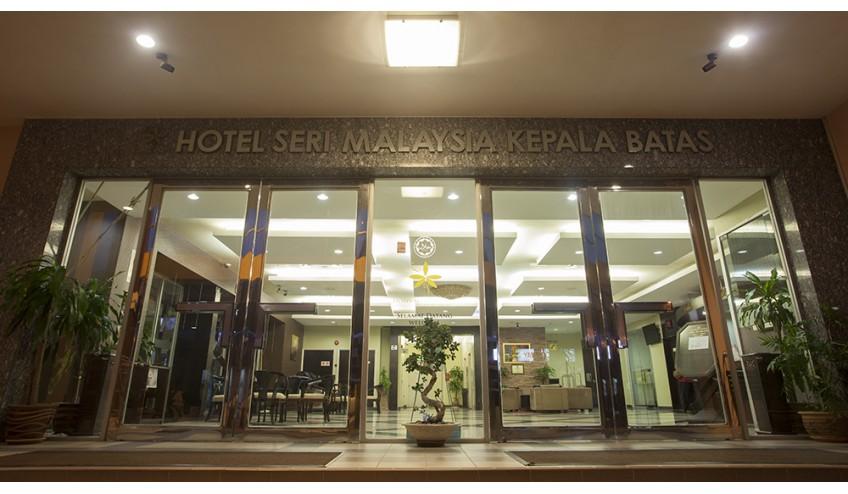 Hotel Seri Malaysia Kepala Batas