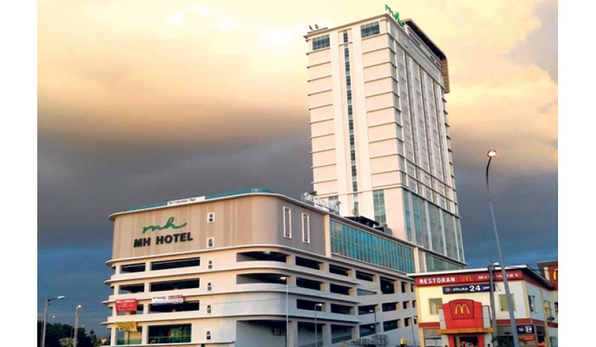 MH Tower, Ipoh