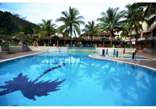Puteri Bayu Beach Resort, Pangkor