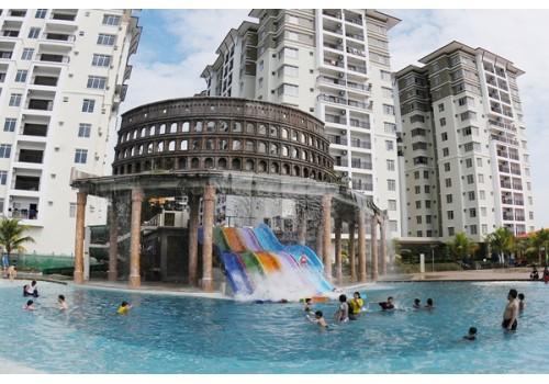 Bayou Lagoon Park Resort, Ayer Keroh