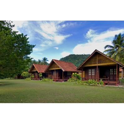Aseania Beach Resort, Pulau Besar