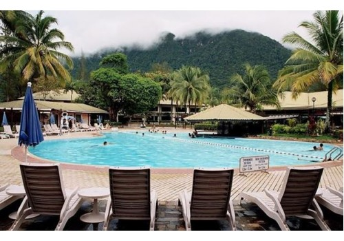 Damai Beach Resort Santubong, Kuching