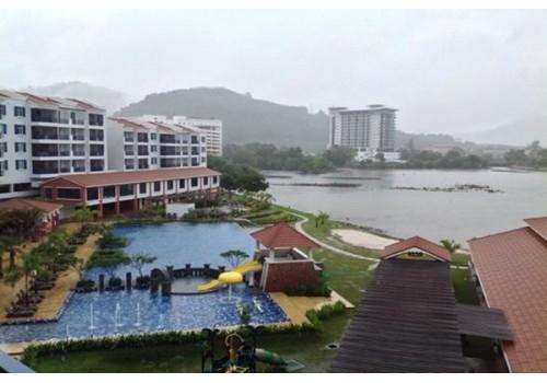 Dayang Bay Apartment, Kuah Langkawi