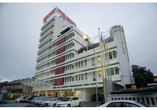 Hotel Sentral, Georgetown, Penang