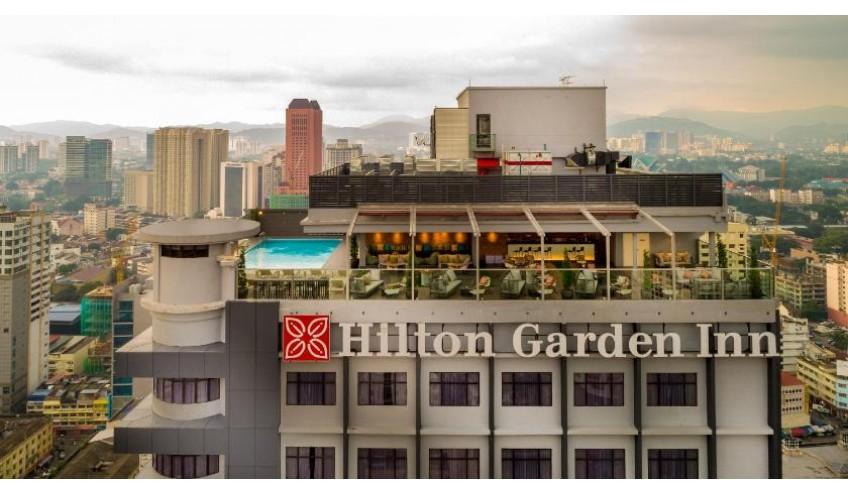Hilton Garden Inn Tunku Abdul Rahman South