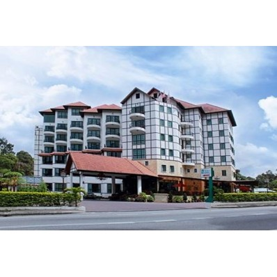 De' La Ferns Resort, Cameron Highlands