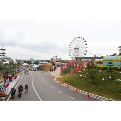 I City  Themeparks, Shah Alam