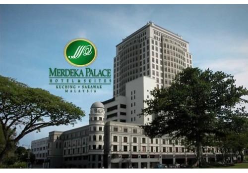 Merdeka Palace Hotel & Suites Kuching