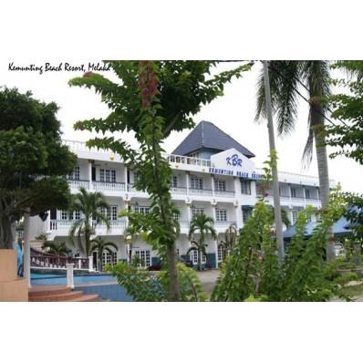 Kemunting Beach Resort, Masjid Tanah