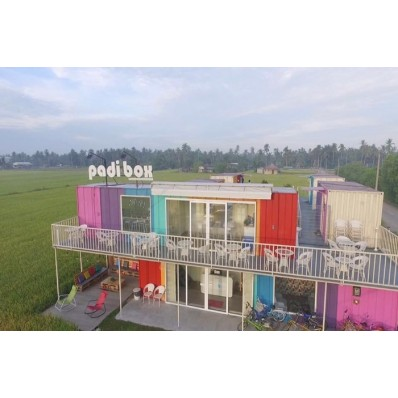 Padi Box Homes & Cafe Sekinchan