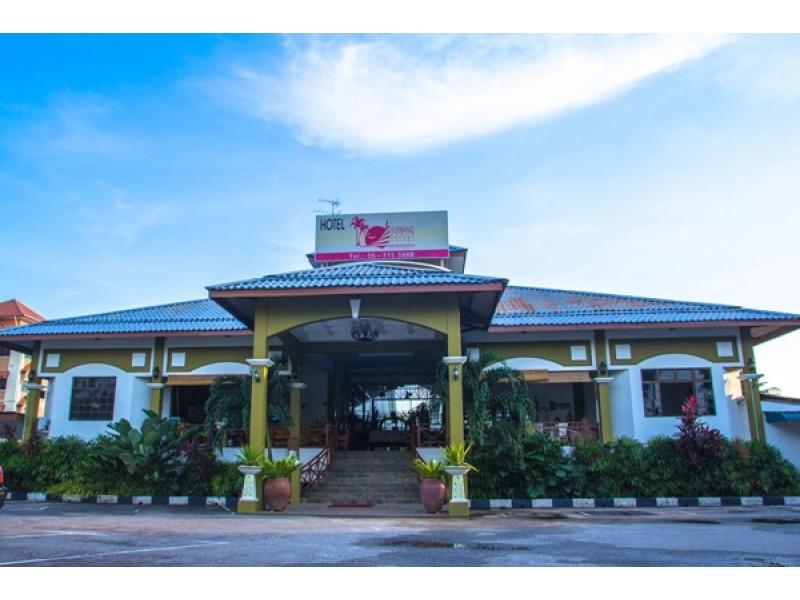 Klebang Beach Resort Tanjung Kling Melaka