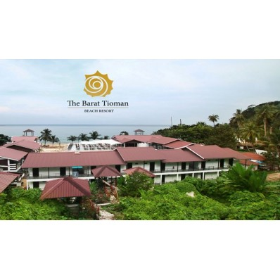 The Barat Tioman Beach Resort, Tioman