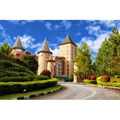 The Chateau Spa Resort, Bukit Tinggi