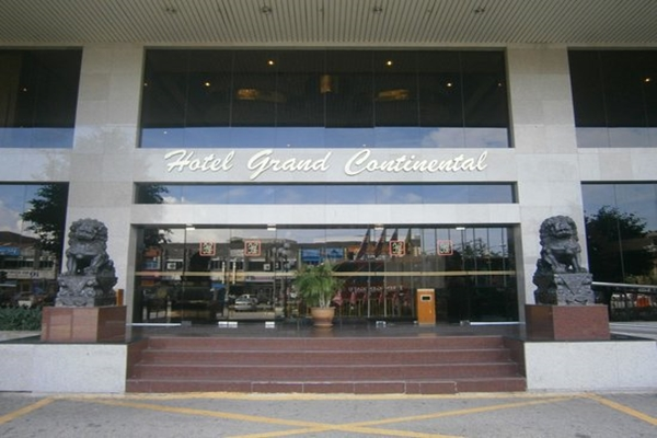 Hotel Grand Continental Kuantan Room Rate