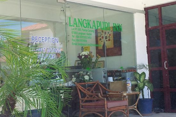 Langkapuri Beach Resort Langkawi